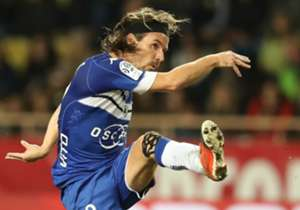 "Bastia's Yannick Cahuzac was sent off for the FOURTH time this season on Saturday for <a href=""http://www.goal.com/en/news/1722/ligue-1/2017/02/26/33070662/video-bastia-star-sent-off-for-lashing-out-at-fourth"" target=""_blank"">smashing the assistant ref..."