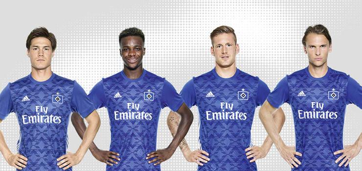 Hamburg kit 2017/18