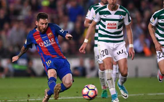 VIDEO: Messi gegen alle, Lacazette filigran