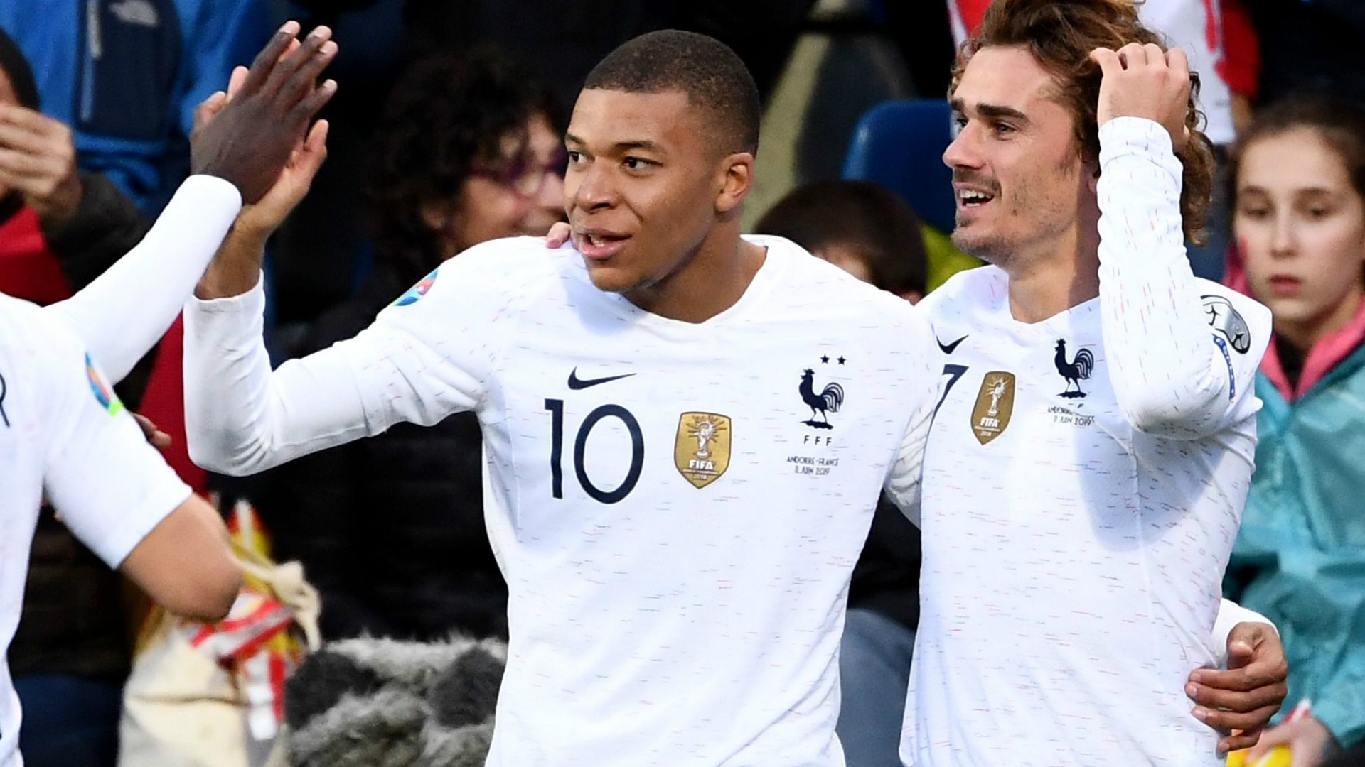 Now's not the time! Mbappe not ready to talk about Madrid links as rumours swirl