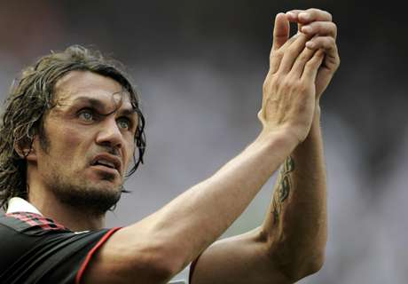 Maldini startet neue Sportkarriere