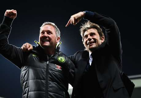 Holland: Conte will stay at Chelsea