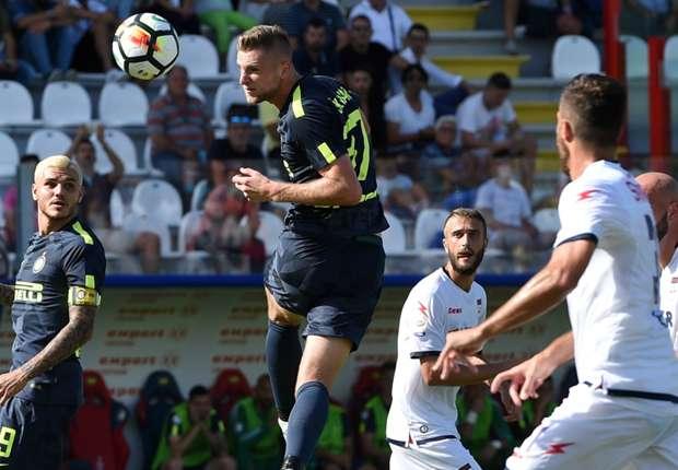 Laporan Pertandingan: Crotone 0-2 Inter Milan