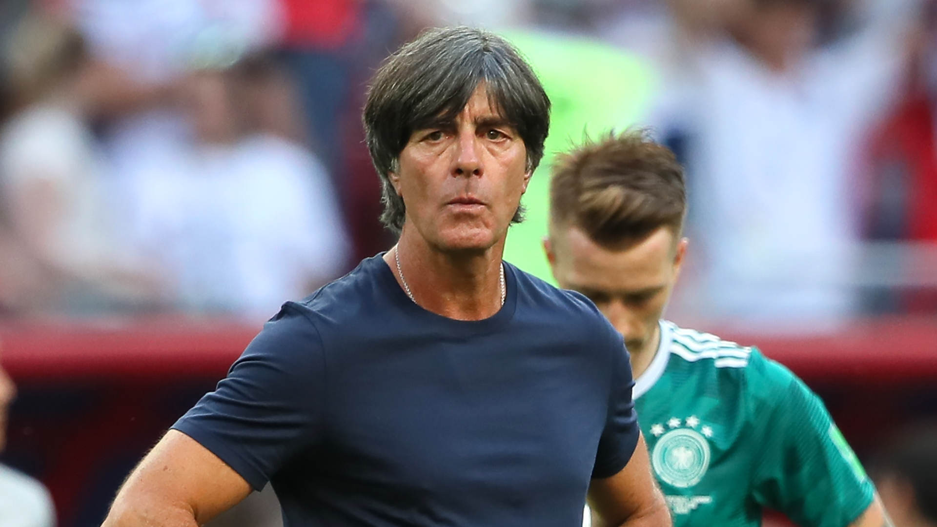 Video: 'We need big changes' - Low after Germany's shock World Cup exit
