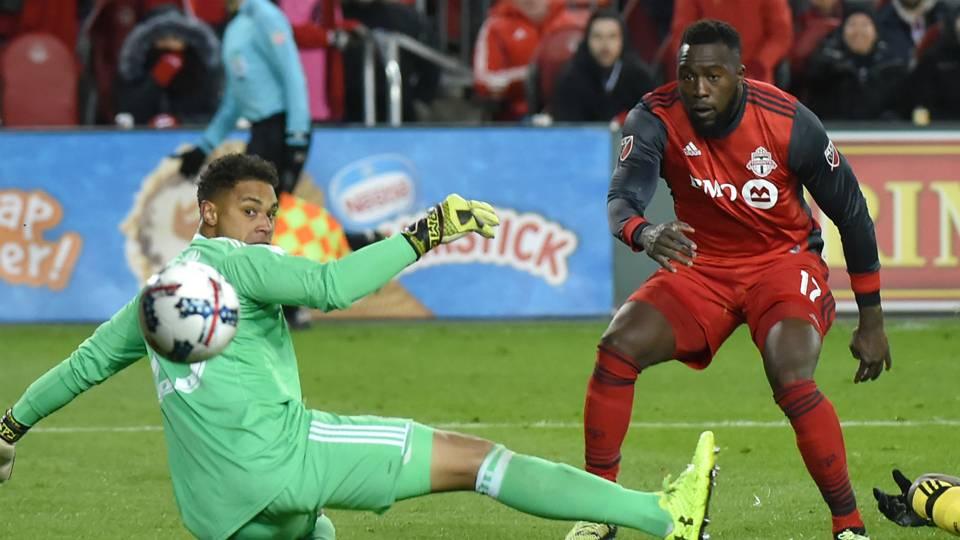 Jozy Altidore Zack Steffen Toronto FC Columbus Crew MLS