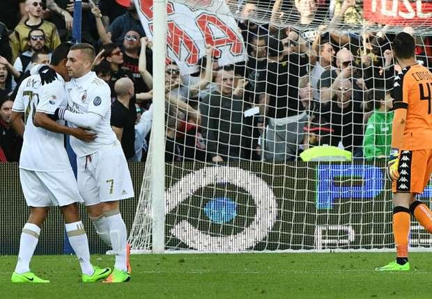 AC Milan Sukses Raih Kemenangan Tipis Dari Sassuolo