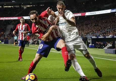 Atleti & Real share spoils in Madrid derby