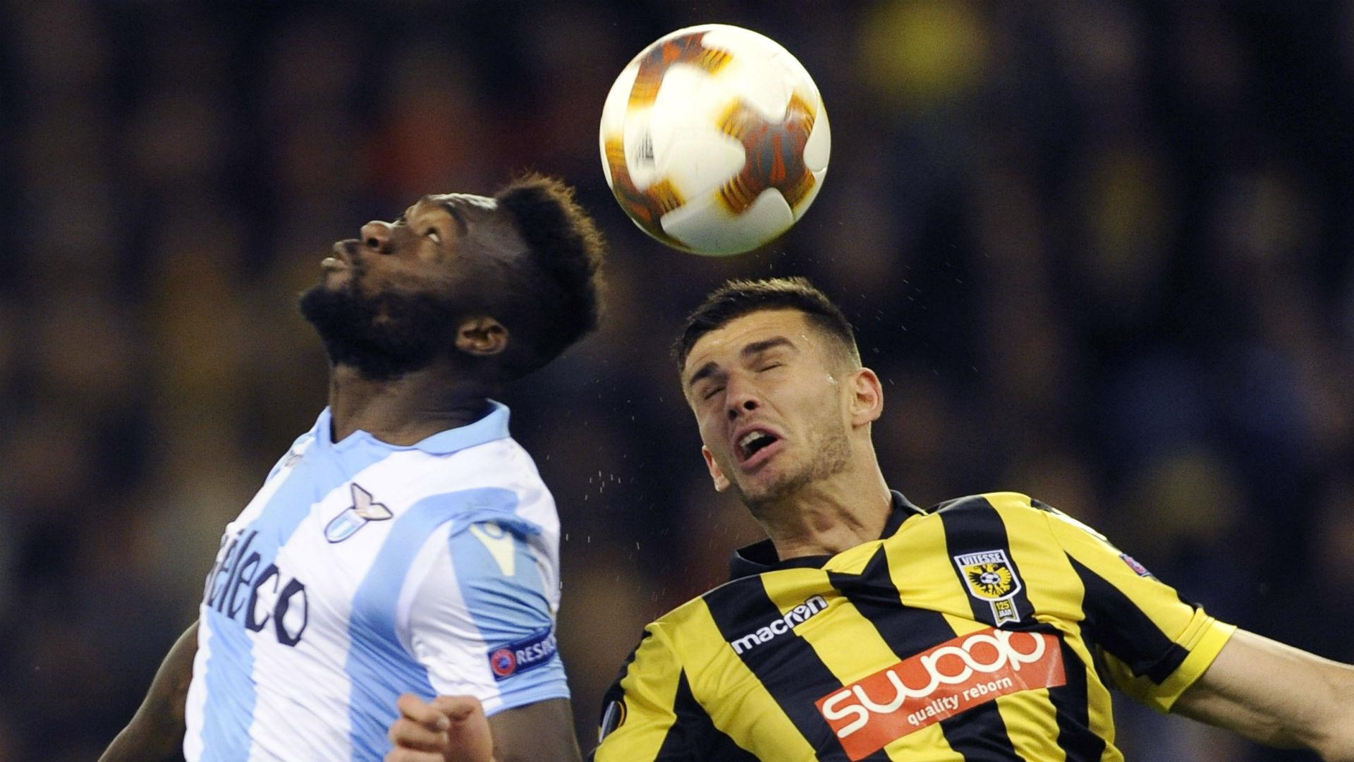 Felipe Caicedo Matt Miazga Lazio Vitesse