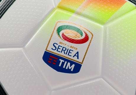 CEDERA & SANKSI Serie A 2017/18