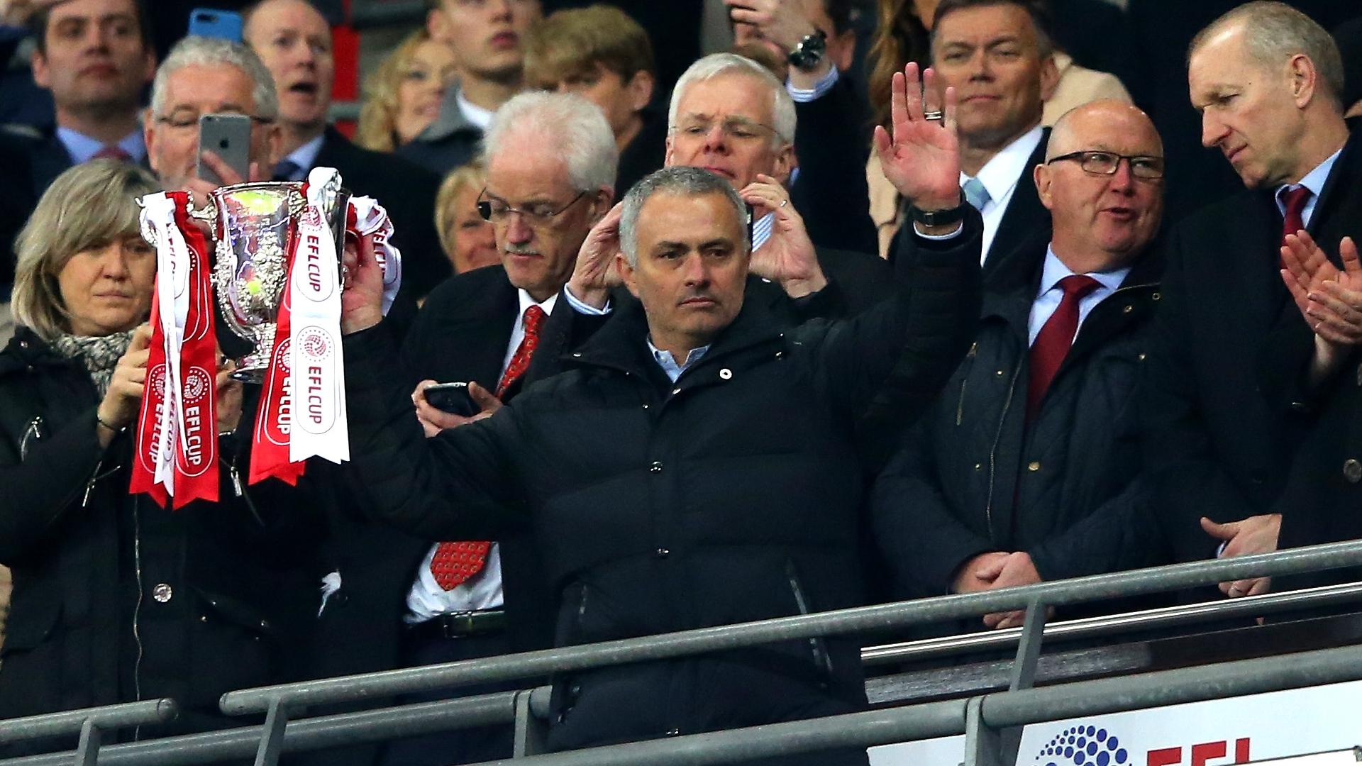 Mourinho EFL Cup