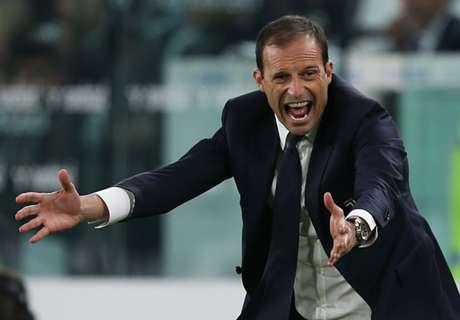 Allegri: Juventus Incar Scudetto Ketujuh