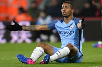 Manchester City's Gabriel Jesus sets ambitious return target