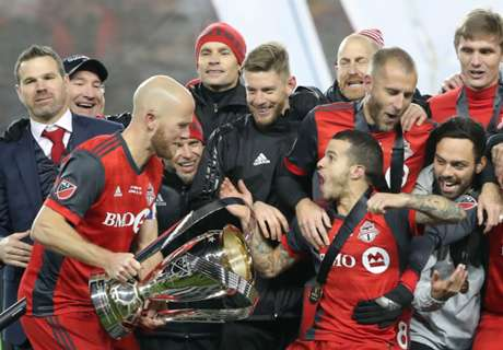 MLS Wrap: Toronto FC is league's best team ever