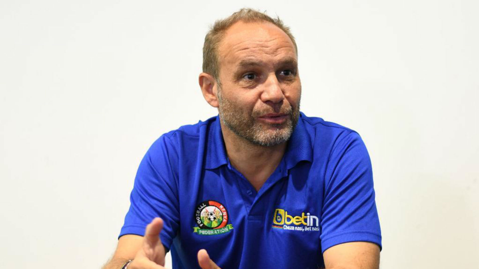 Sebastien Migne to Kenya fans: Be passionate with Harambee Stars at Afcon