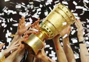 Der BVB und die Bayern lieferten sich in den vergangenen Jahren große Schlachten im DFB-Pokal. Goal zeigt Impressionen der Pokal-Duelle in den vergangenen Spielzeiten.