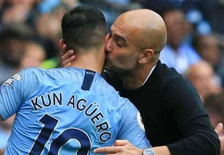How Aguero won Guardiola around at Man City