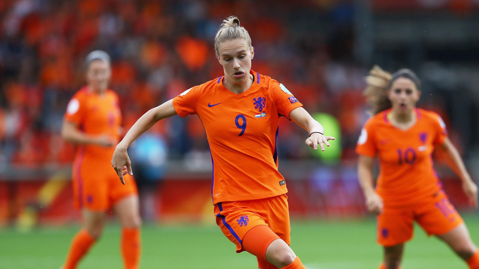 Vivianne Miedema Netherlands