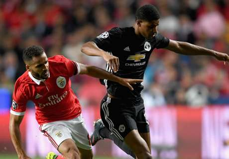 Rashford wins battle of the babies vs Svilar