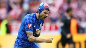 croatia czech - corluka - euro 2016 - 17062016