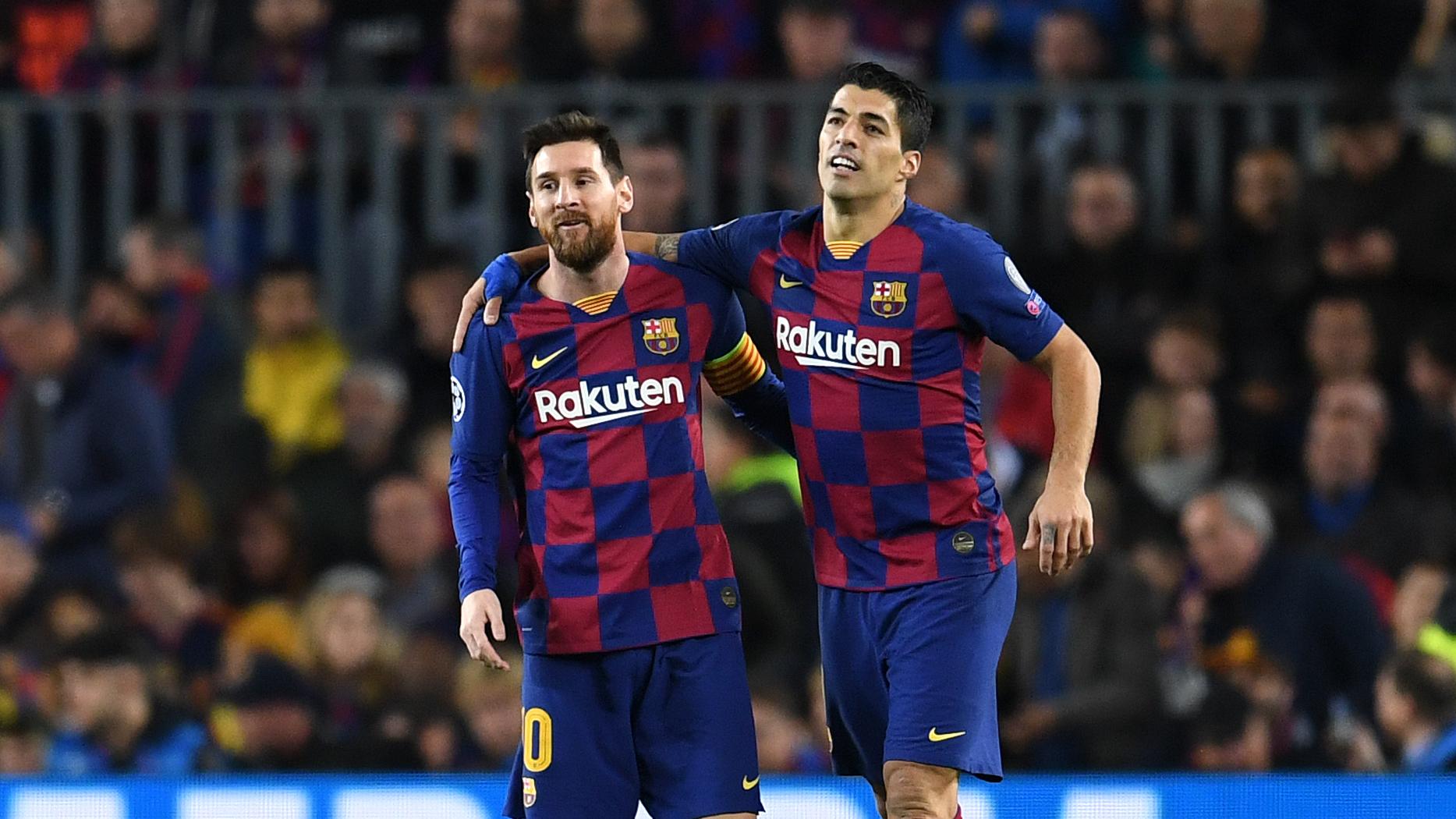Messi was misunderstood over retirement plans  – Suarez