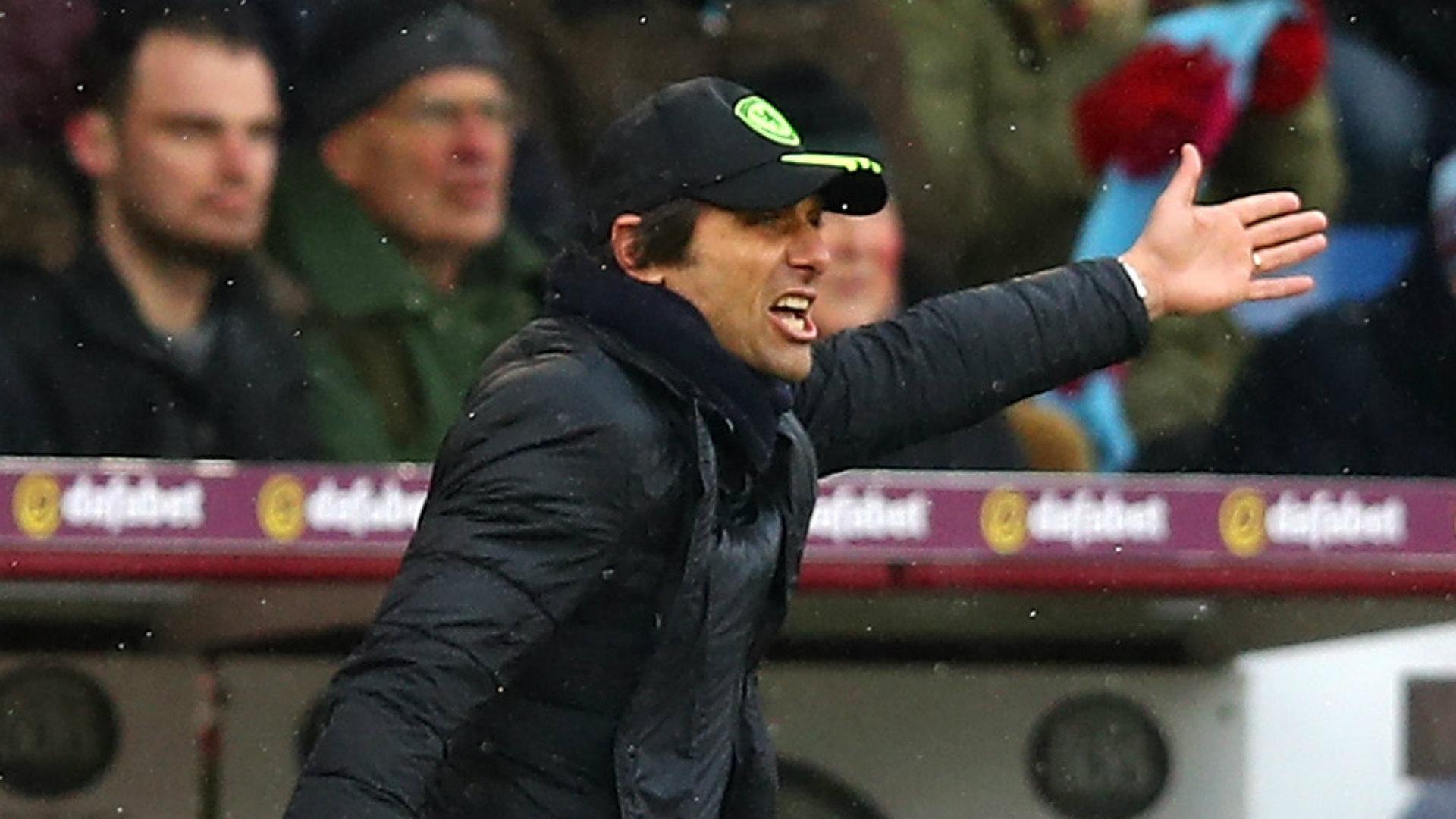 Antonio Conte Chelsea 12022016