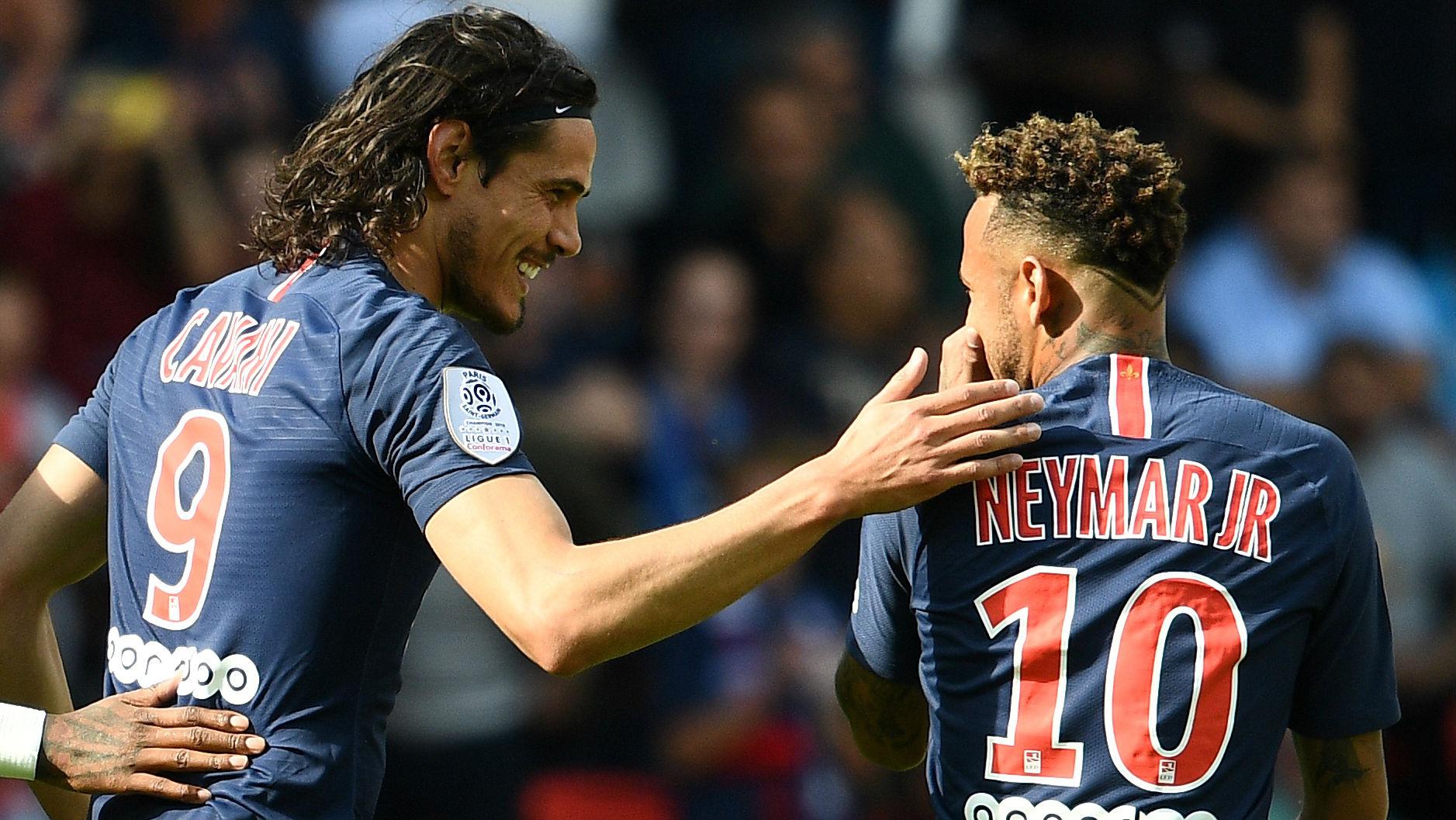 """VIDÉO - Cavani sur Neymar : """"Il vit un moment difficile"""""""
