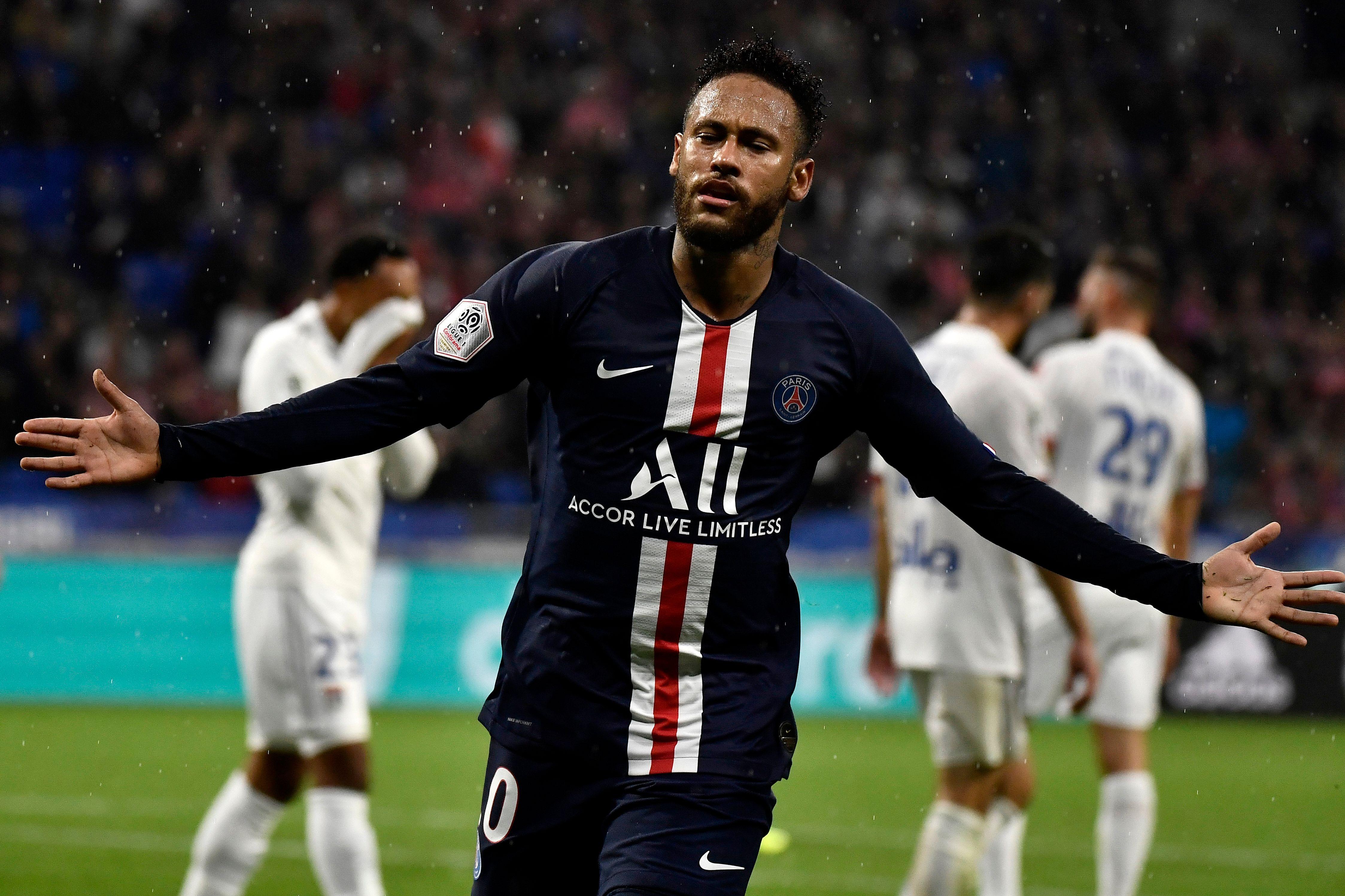 """PSG, Neymar : """"Je veux être le meilleur footballeur du monde"""""""