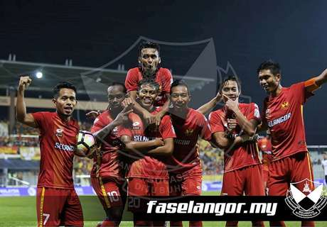 Selangor want to unearth Malaysia strikers