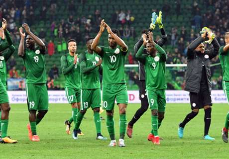Five CHAN Eagles with a World Cup chance