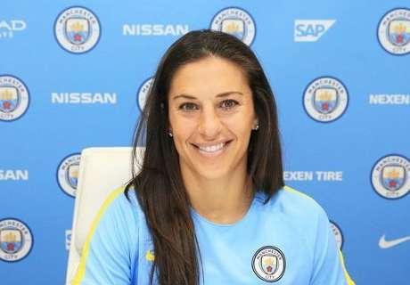 Pemain Wanita Terbaik Gabung Man City