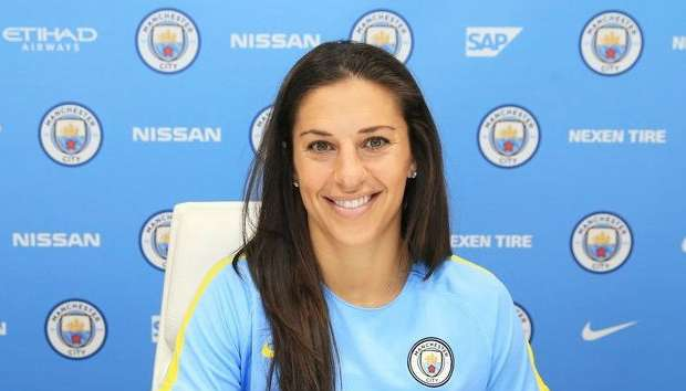 Another USWNT star heads to Europe as Carli Lloyd signs with Manchester City