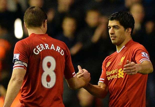 Luis Suarez 'never imagined' dream Liverpool move would happen