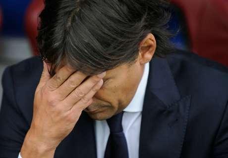 Inzaghi Frustrasi Kalah Di Derby Roma