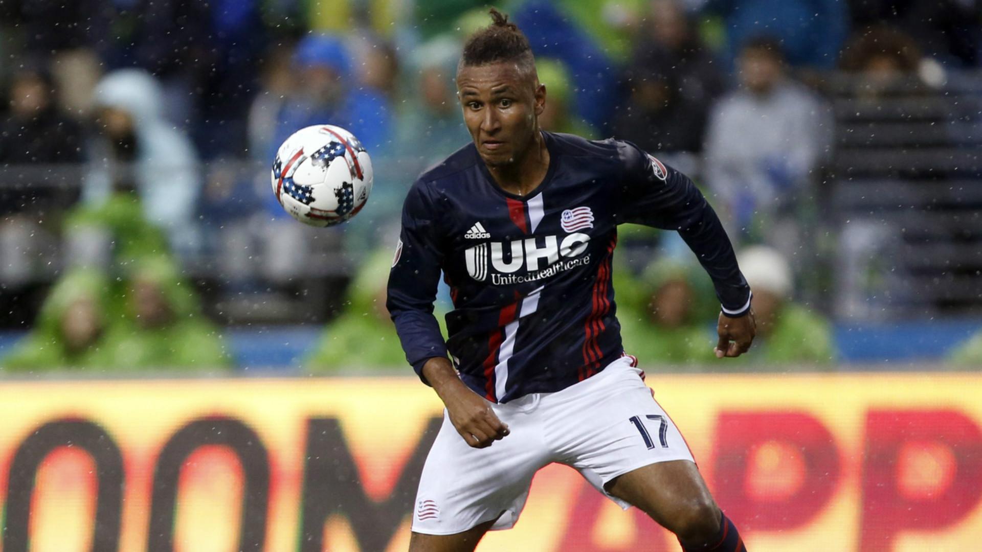 Juan Agudelo MLS New England Revolution 04292017