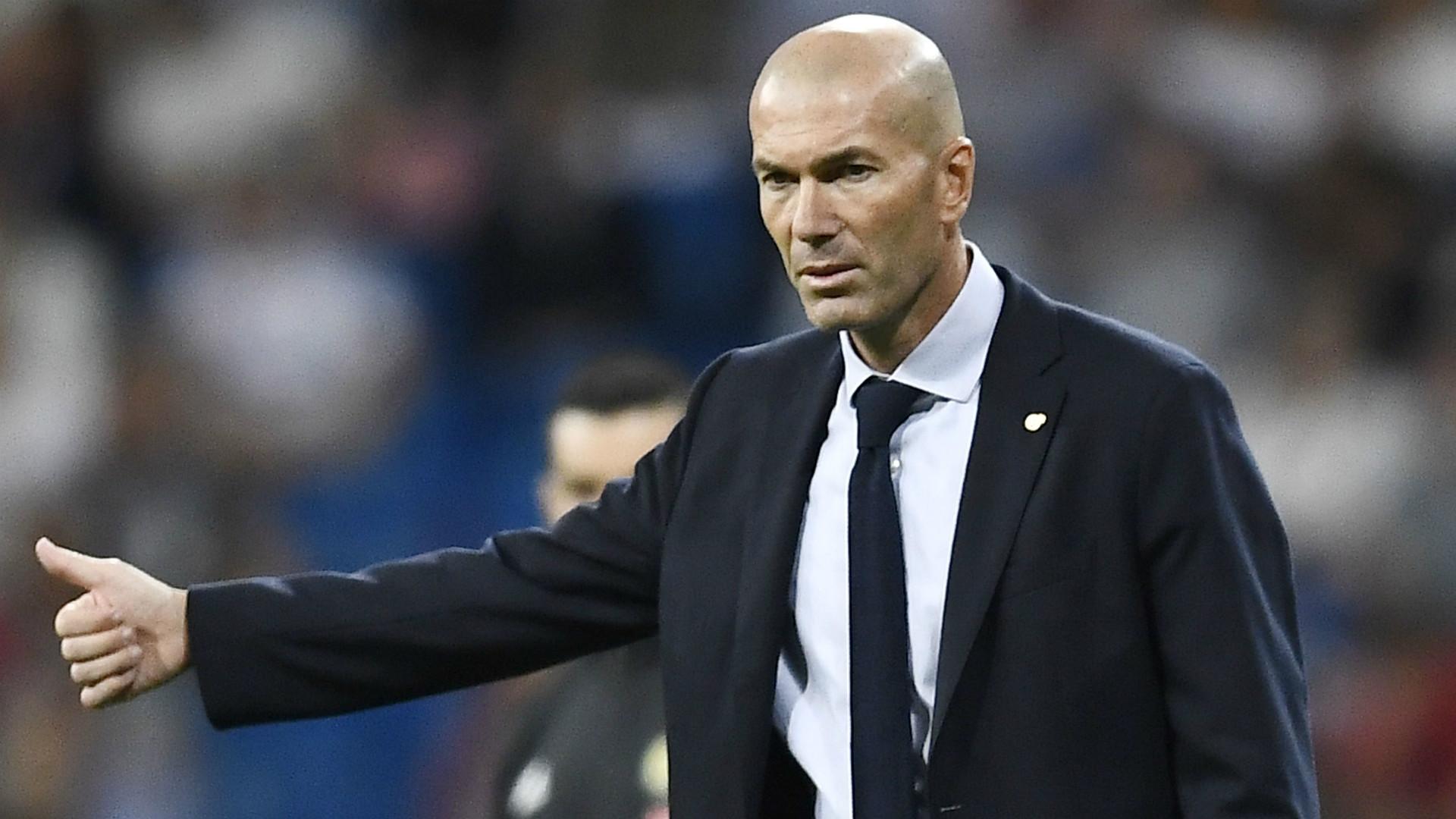 """""""Il est prêt"""": Zidane juge les débuts d'Areola au Real Madrid"""