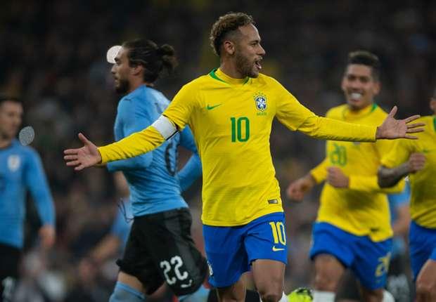 WATCH: Brazil 1-0 Uruguay - Neymar seals victory for Selecao