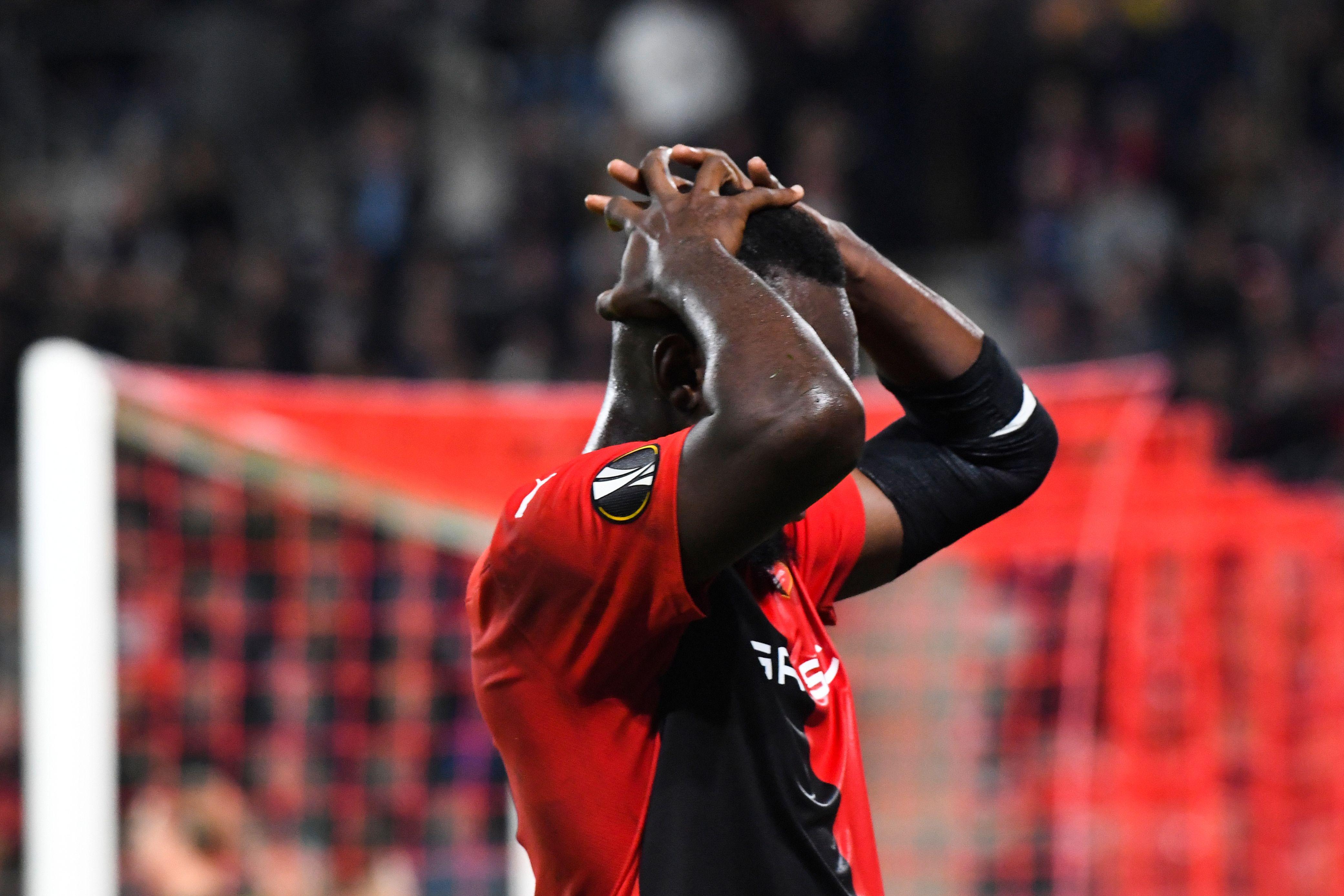Rennes-CFR Cluj (0-1) - Rennes voit rouge