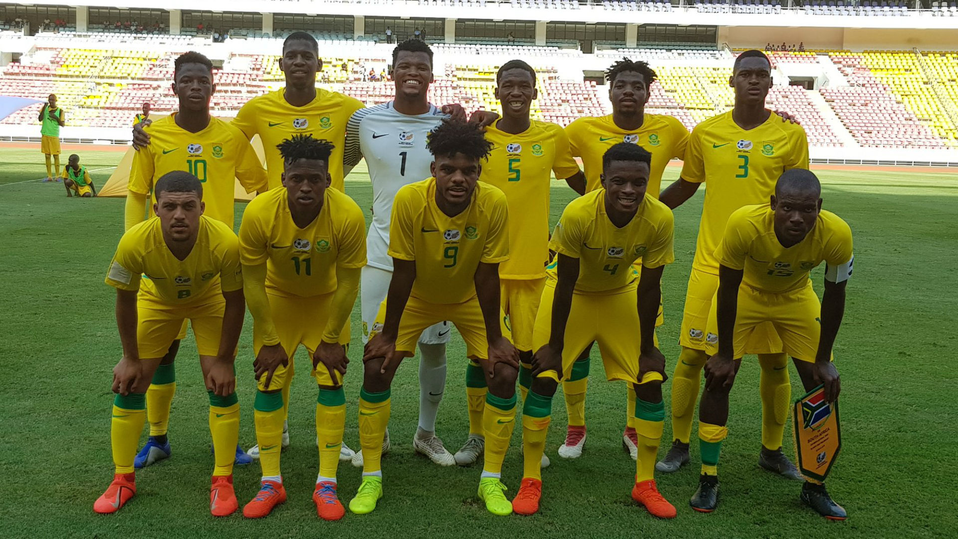 Nigeria U23 0-0 South Africa U23: Amaglug-glug clinch semi-final berth as Olympic Eagles crash out
