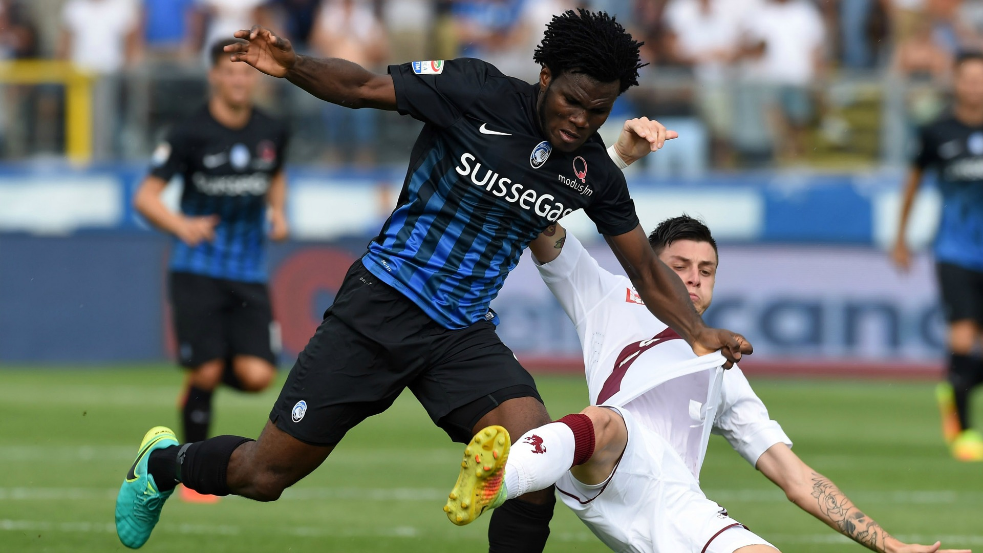 Atalanta President Coy On Talk Of Roma Deal For Franck Kessie