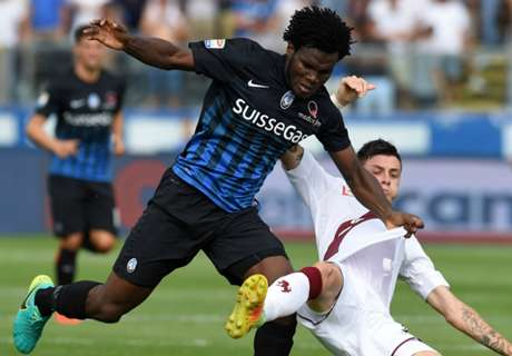 Kessie dreams of Man Utd