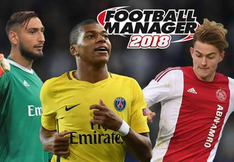 FM 2018: The best young players on the game