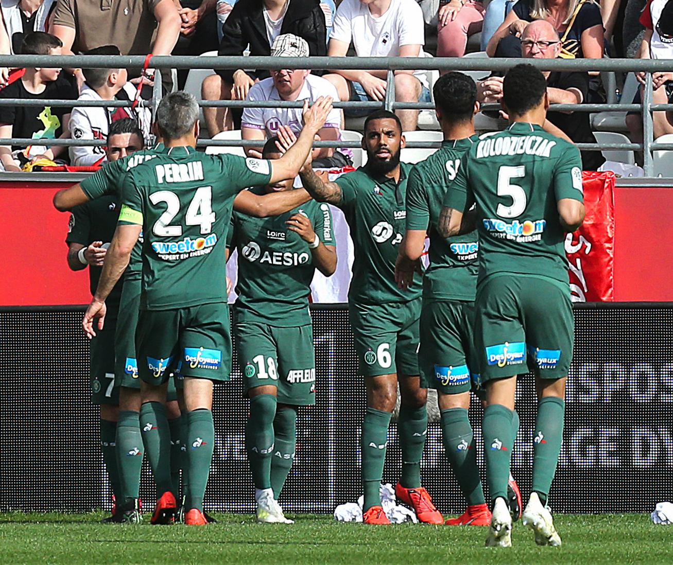 Saint-Etienne : le calendrier de Ligue 1 pour la saison 2019-2020