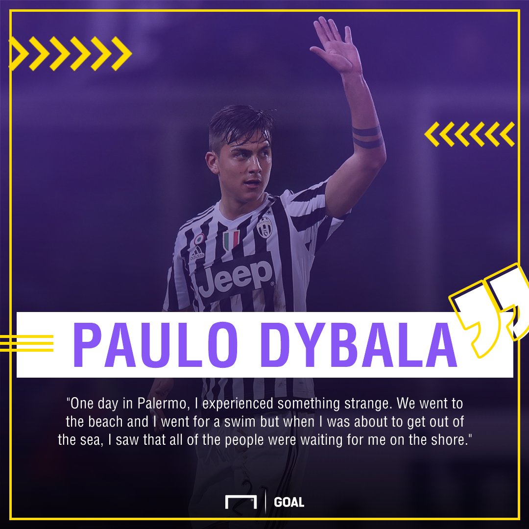 Paulo Dybala Palermo PS