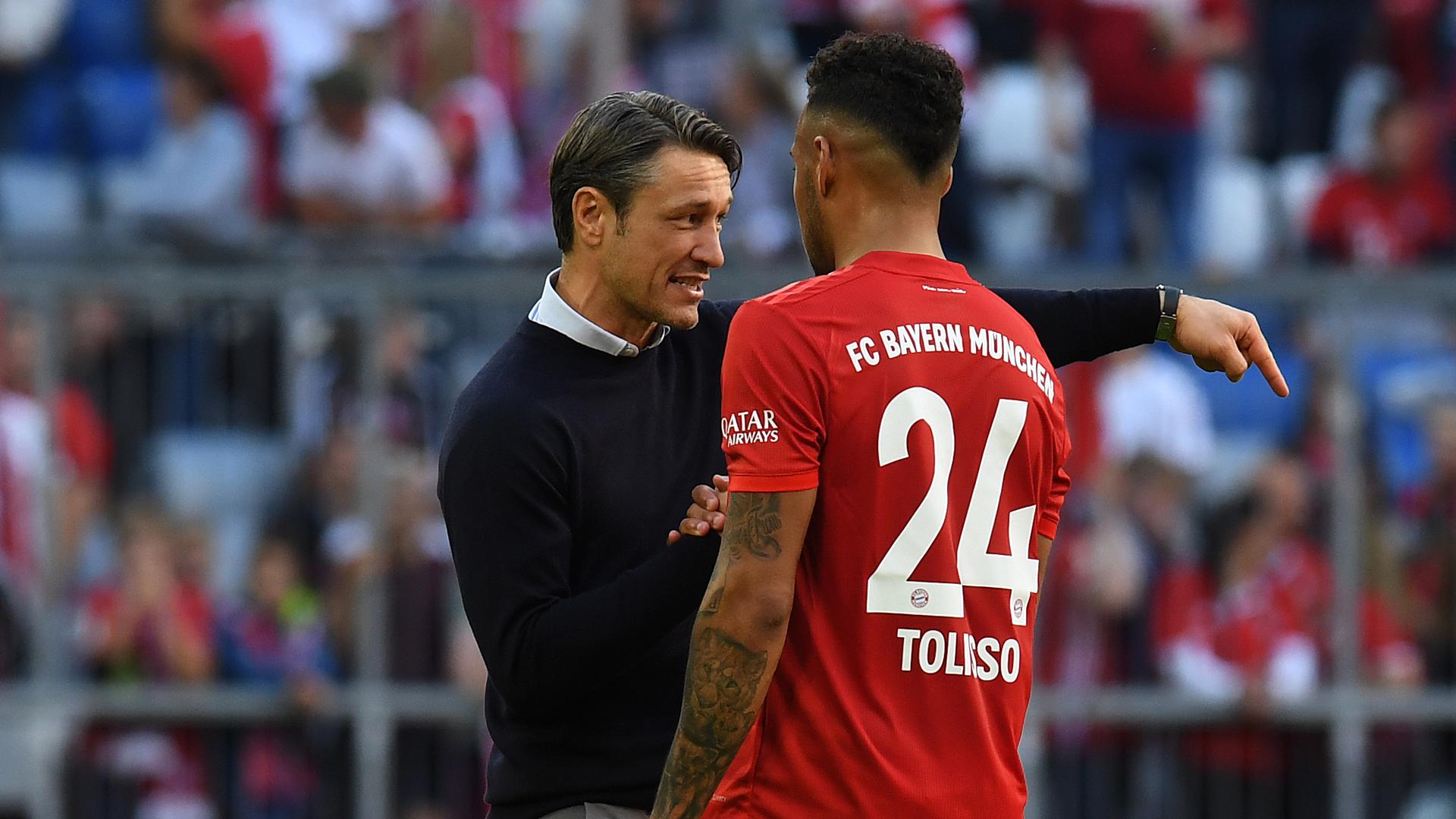 "Bayern Munich, Tolisso : ""Ma perte de balle ? Oui, ça ne doit pas arriver"""