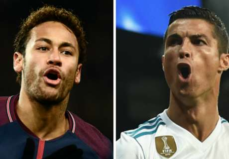 Neymar's €222m test against Ronaldo