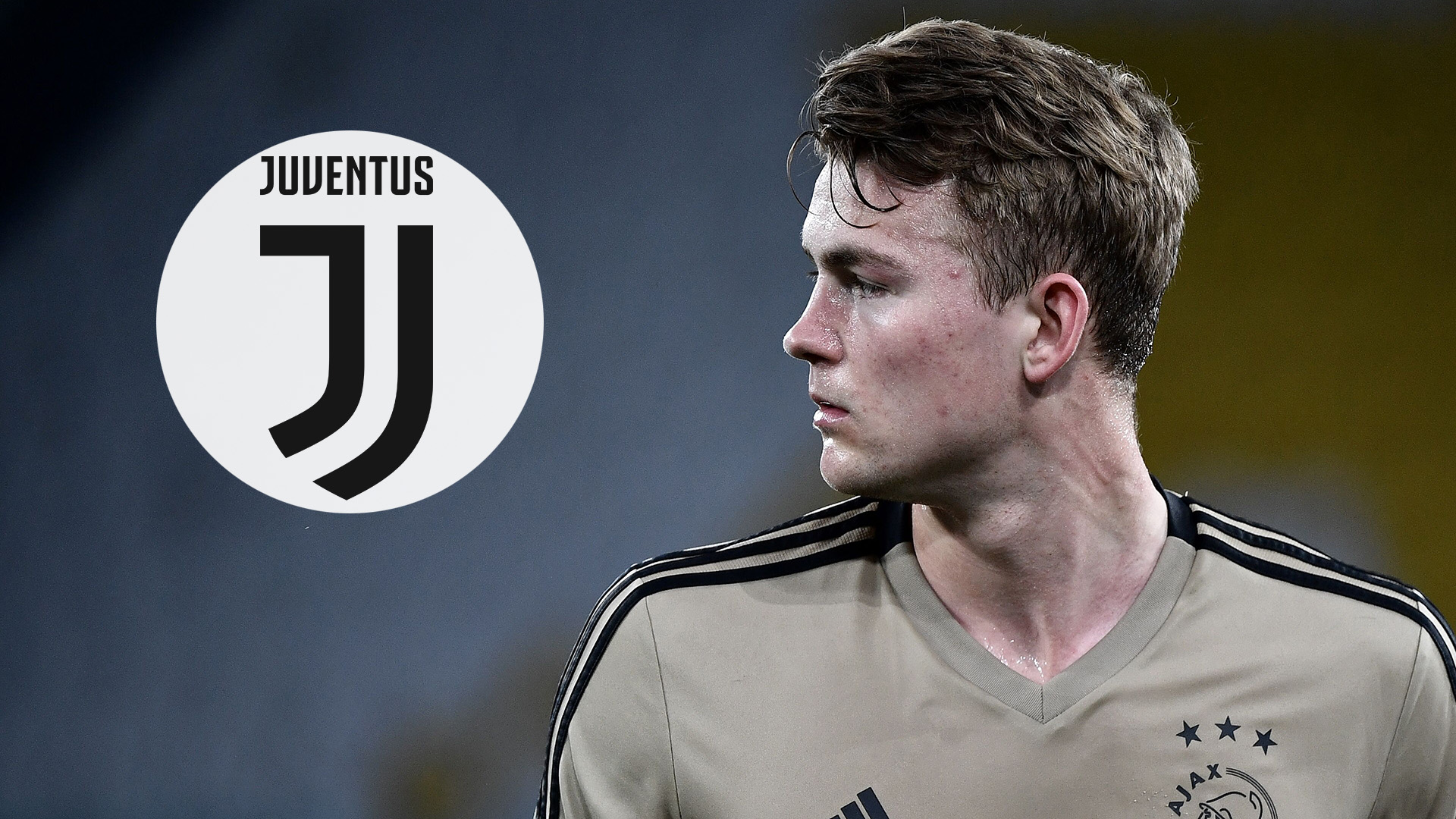 De Ligt reveals why he chose to sign for Juventus