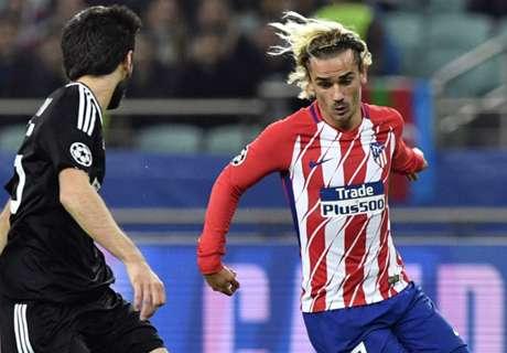 Zwak Atlético laat cruciale punten liggen na reis van 4470 kilometer