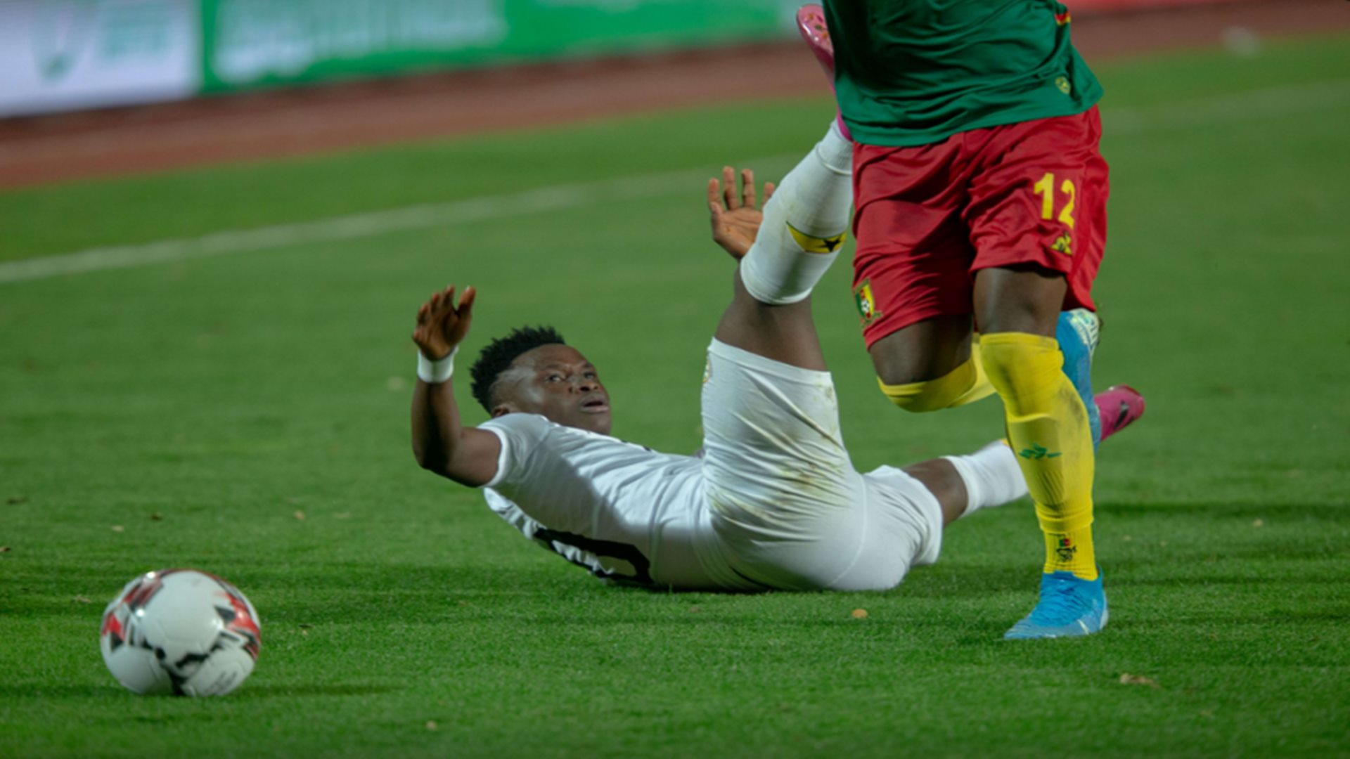 U23 Afcon: Mensah laments Ghana's poor first half display against Cameroon