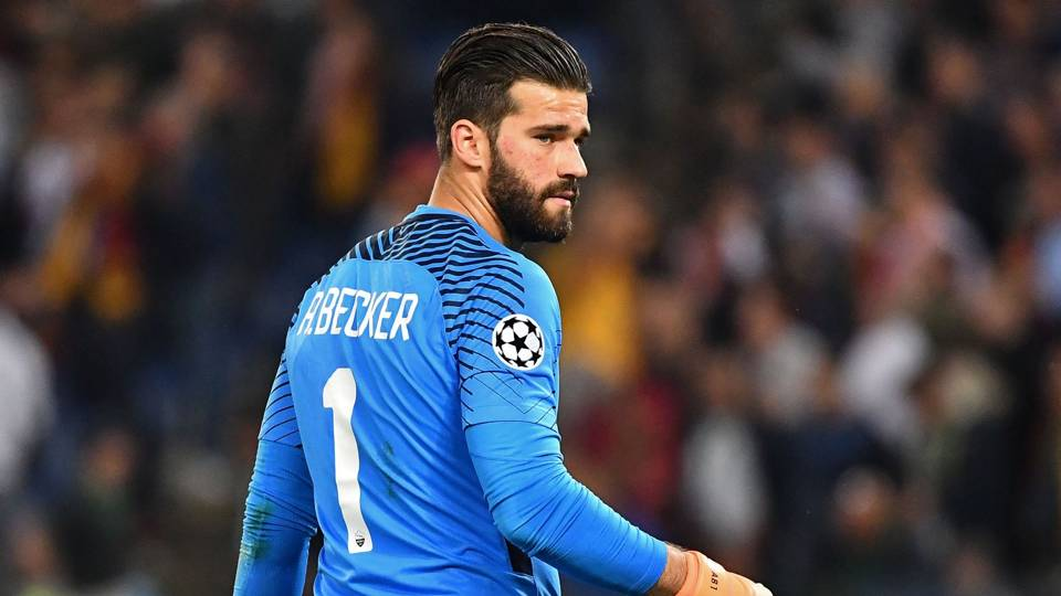 Roma 'couldn't Say No' To £65m Alisson Offer, Says Totti