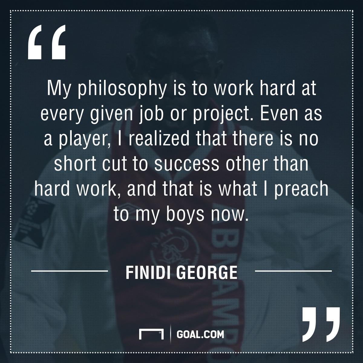 GFX Finidi quote